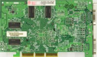 (805) ASUS V9180/2CT/P/128M/4MBO