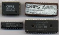 QP-VGA4 chips