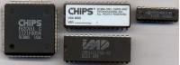 Octek EVGA-16 chips