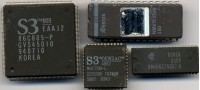 86C805-P chips